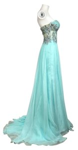 Janique Prom Gown Sweetheart Dress