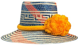 Wayuu Tribe stylish summer sun hat