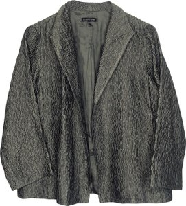 Eileen Fisher Taupe Jacket