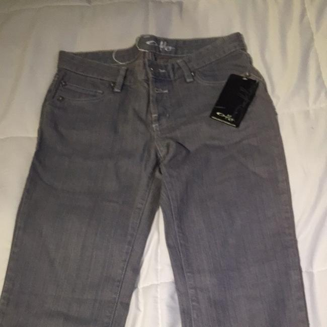 Oakley Boot Cut Jeans-Light Wash