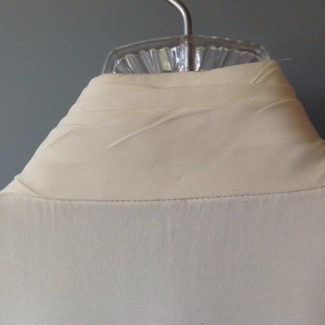 Elie Tahari Top Cream
