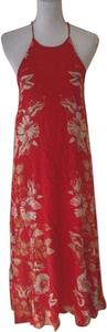 Red Maxi Dress by Free People