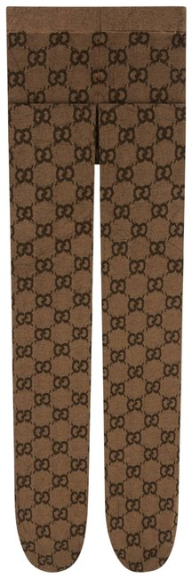 Item - Brown Gg Pattern Size Small Hosiery
