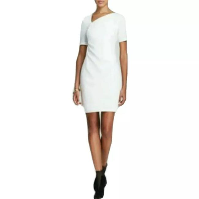 Item - White Short Casual Dress Size 4 (S)