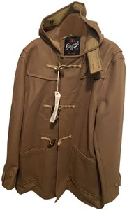 Gloverall Men Duffle Classic Pea Coat