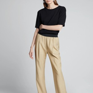 Lou Lou Flare Pants Tan