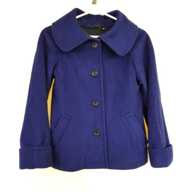 Item - Blue Purple Blue-ish Coat Size Petite 2 (XS)