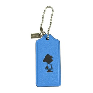 Coach Peanuts Snoopy LUCY Hangtag Tag Charm Collectible