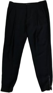 vince Capri/Cropped Pants black