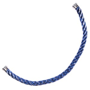 Fred FRED Fred Replacement Cable Force 10 Stainless Steel Blue Unisex Bracelet