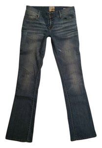 Dylan George Never Been Worn Extremely Soft Ring Spun Denim Boot Cut Jeans-Light Wash