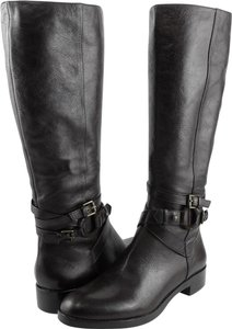 Via Spiga Designer Riding T. Moro Brown Boots