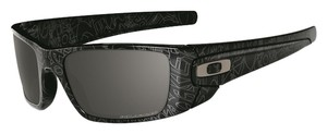 Oakley OO9096-07 Fuel Cell Oakley Polished Black Male Sunglasses