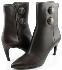Via Spiga Ankle Comfortable Pointed Toe Chestnut Boots