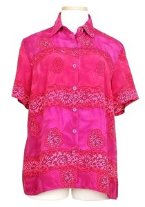 Worthington Top pink, orange