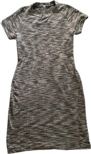Lululemon short dress blk/grey space dye on Tradesy