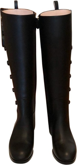Item - Black Lifford Knee High Boots/Booties Size US 7.5 Regular (M, B)