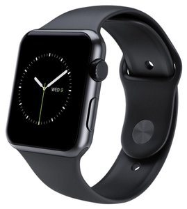 Apple Stainless Steel Series 2 Apple Watch Sport Band plus extra Milanese