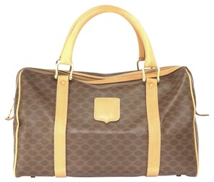 Celine Satchel in Brown
