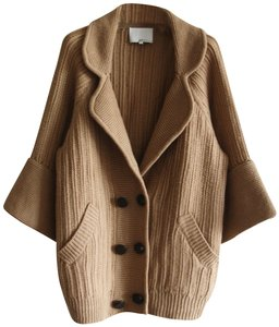 3.1 Phillip Lim Cardigans Cardigan Double Breasted Chunky Gucci beige Jacket