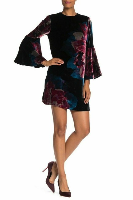 Item - Multi Color New Women's Astral Short Cocktail Dress Size 10 (M)
