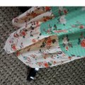 Anthropologie Green Farm Rio Marcia Floral Skirt Size 4 (S, 27) Anthropologie Green Farm Rio Marcia Floral Skirt Size 4 (S, 27) Image 3