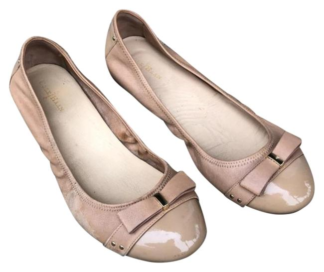 Item - Tan Leather with Nike Air Flats Size US 9 Regular (M, B)