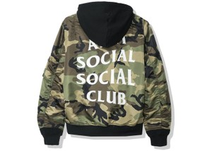 Anti Social Social Club Military Jacket