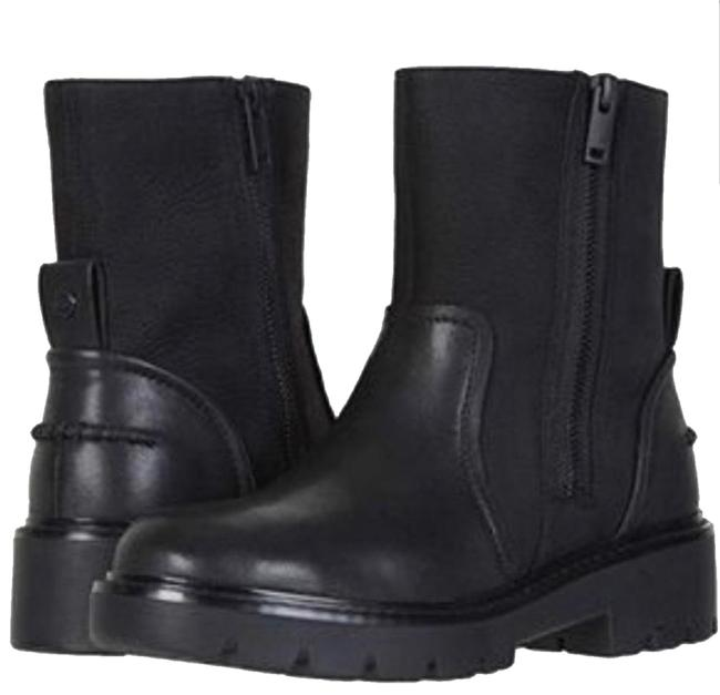 Item - Black Boots/Booties Size US 9.5 Regular (M, B)