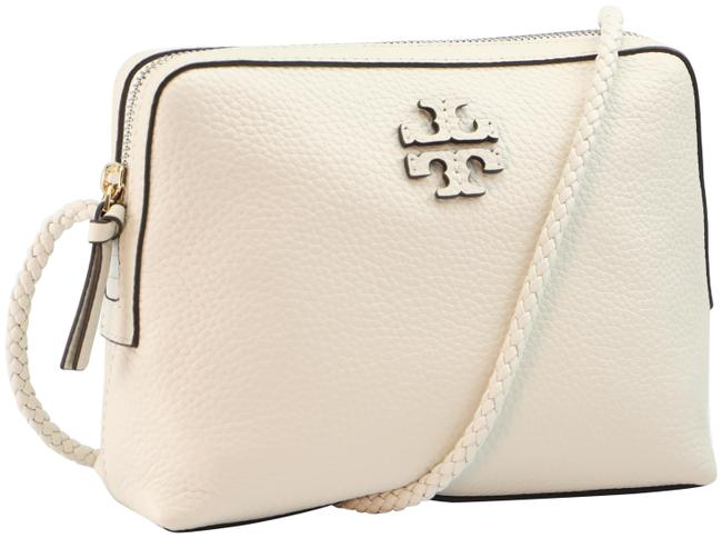 Item - Taylor Camera 55440 New Ivory Leather Cross Body Bag
