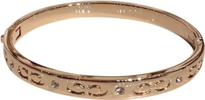 Coach Coach Kissing C Hinged Bangle F59083