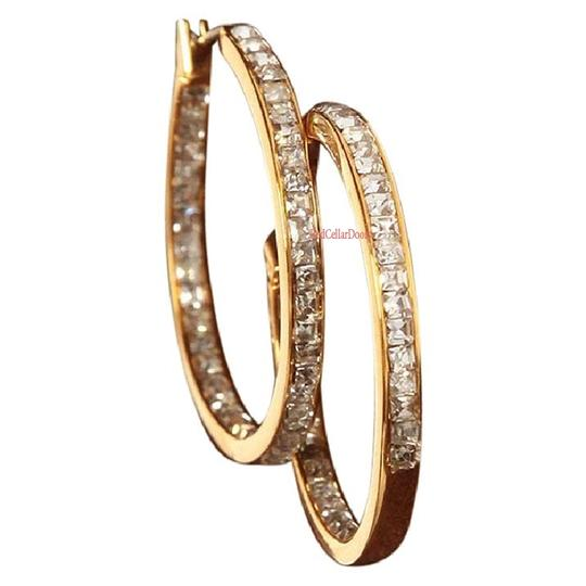 Preload https://img-static.tradesy.com/item/27344686/michael-kors-rose-gold-new-inside-outside-pave-hoop-earrings-0-0-540-540.jpg
