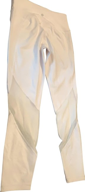 Item - White Activewear Bottoms Size 6 (S)