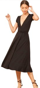 brown Maxi Dress by Reformation