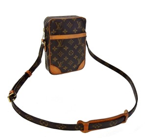 Louis Vuitton France Monogram Amazon Marceau Cross Body Bag