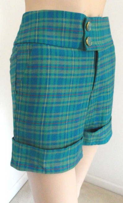 Johnson Dress Shorts green