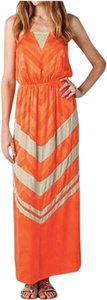 Ornge Maxi Dress by Addison