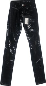 Philipp Plein Skinny Pants black