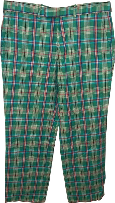 Item - Green Golf Mens 32r Pants Size OS (one size)