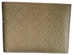 Gucci Diamante Long Taupe Wallet