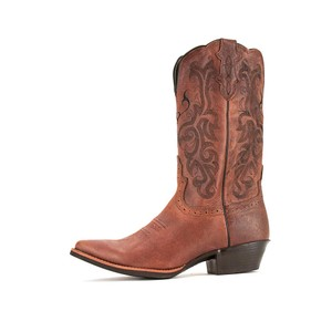 Justin Boots 100%leather Brown Boots