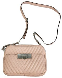 Michael Kors Quilted Sussanah Cross Body Bag