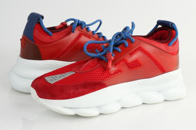 Item - Red Reaction Sneaker Shoes