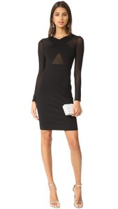 Kendall + Kylie Bodycon Mesh Dress