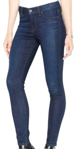 Lucky Brand Jeggings Brooke Skinny Jeans-Dark Rinse