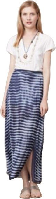 Item - Blue Andree Delair Crystal Refraction Tie & Dye M Skirt Size 10 (M, 31)
