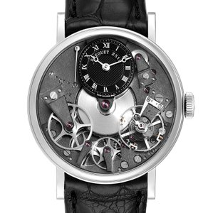 Breguet Breguet Tradition Skeleton Dial White Gold Manual Wind Mens Watch