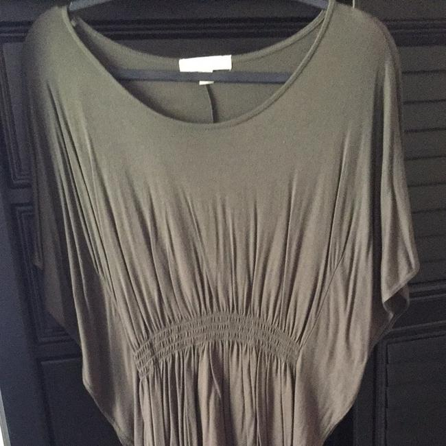 Forever 21 Top Olive Green
