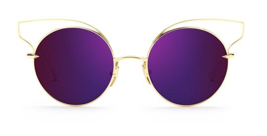 Preload https://img-static.tradesy.com/item/27348882/dita-purple-gold-believer-flash-unisex-new-sunglasses-0-0-540-540.jpg