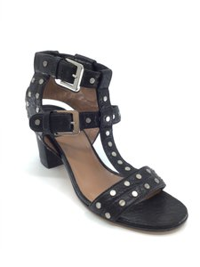 Laurence Dacade Black Sandals